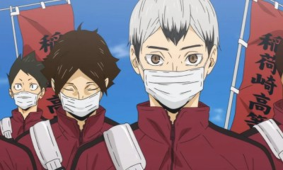 Haikyu!! | 2ª parte da 4ª temporada ganha imagem promocional