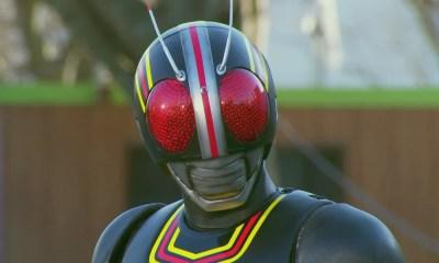 Kamen Rider Black será relançado no Brasil pela Sato Company