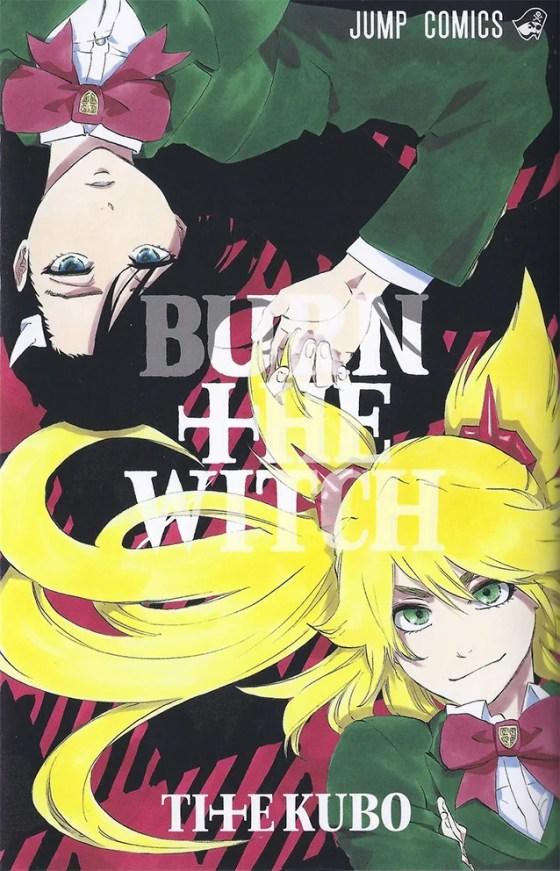 Burn The Witch | Confirmado o número de capítulos do mangá