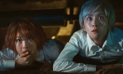 The Promised Neverland | Filme live-action ganha 1º teaser trailer