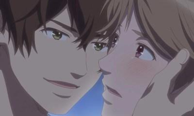 Yes ka No ka Hanbun ka | Novo filme anime BL ganha primeiro trailer