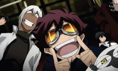 Kekkai Sensen é confirmado com dublagem no catálogo da Funimation Brasil