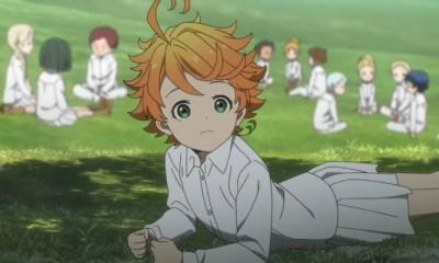 The Promised Neverland | Anime já está disponível no catálogo da Netflix