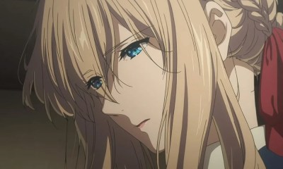 Violet Evergarden the Movie ganha trailer final com cenas emocionantes