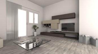 3D Renders - TREDI Interiors - E.AVAGNINA designer 10