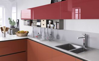 Modern Italian Design kitchen EMO 15 by Mesons - made in Italy