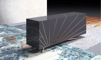 Modern Italian Design sideboard by Riflessi