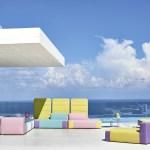 High quality Italian outdoor Design furniture