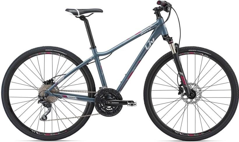 Liv Rove 1 Disc Womens 2018 Hybrid Sports Bike