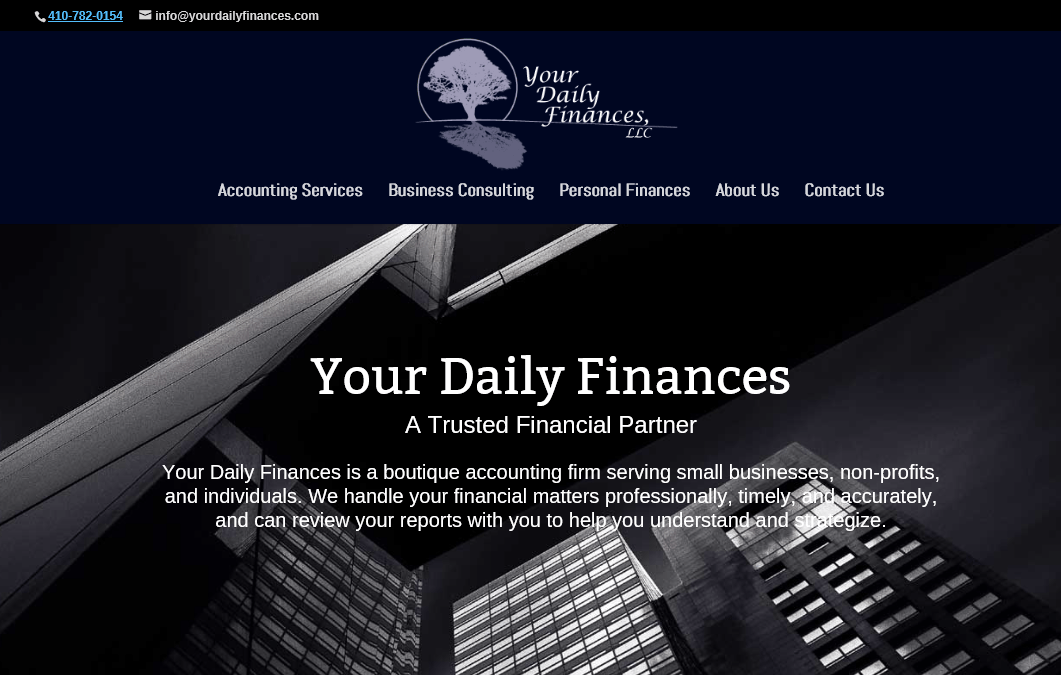Your Daily Finances