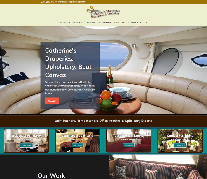 Catherines Upholstery