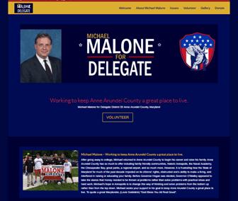 Malone for Delegate