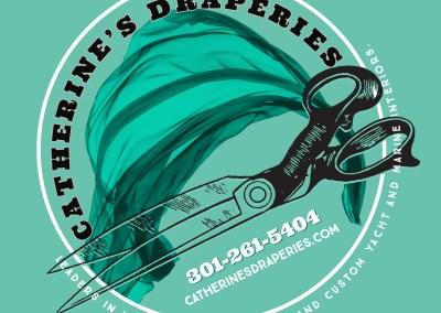 Catherine's Draperies Social Media