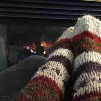 Fair Trade Wool Socks