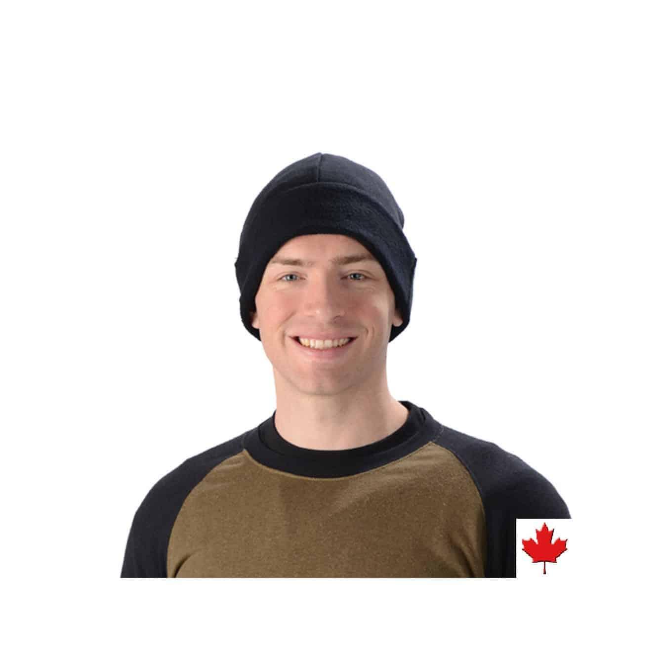 36dcb94f308 Men s Hemp Beanie Toque - Made in Canada