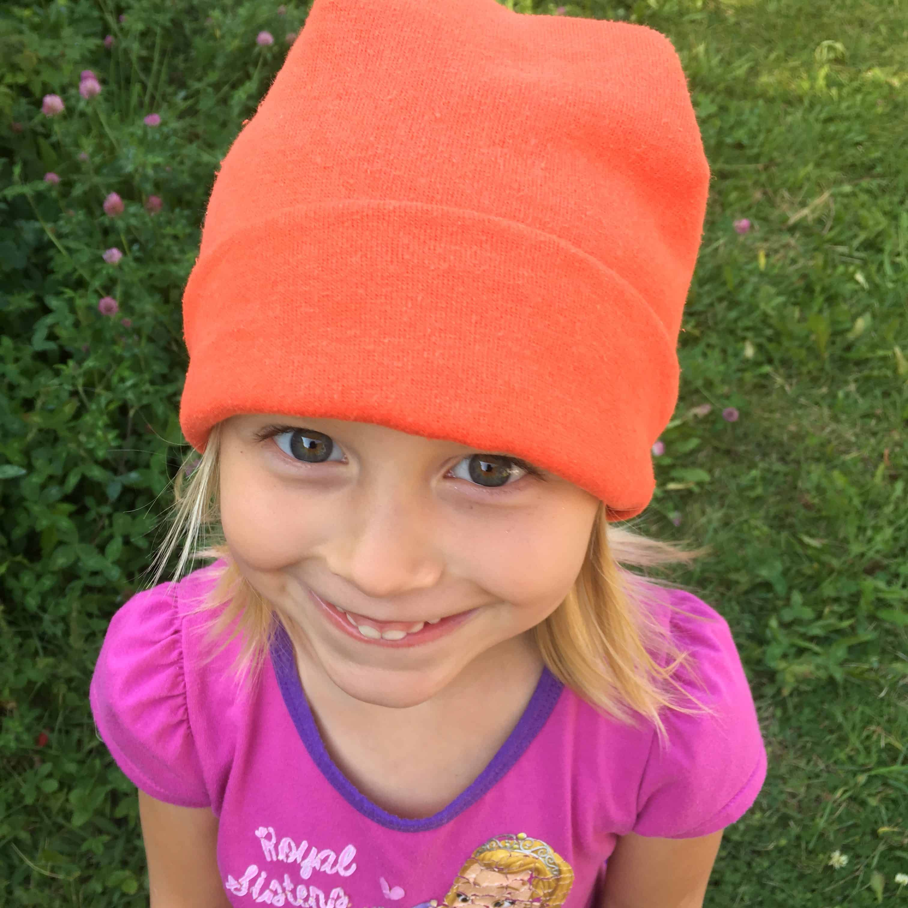 02a5c2d2bdd Hemp and Recycled polyester Fleece Beanie Hat (any size)