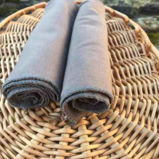 Bamboo French Terry Facecloths