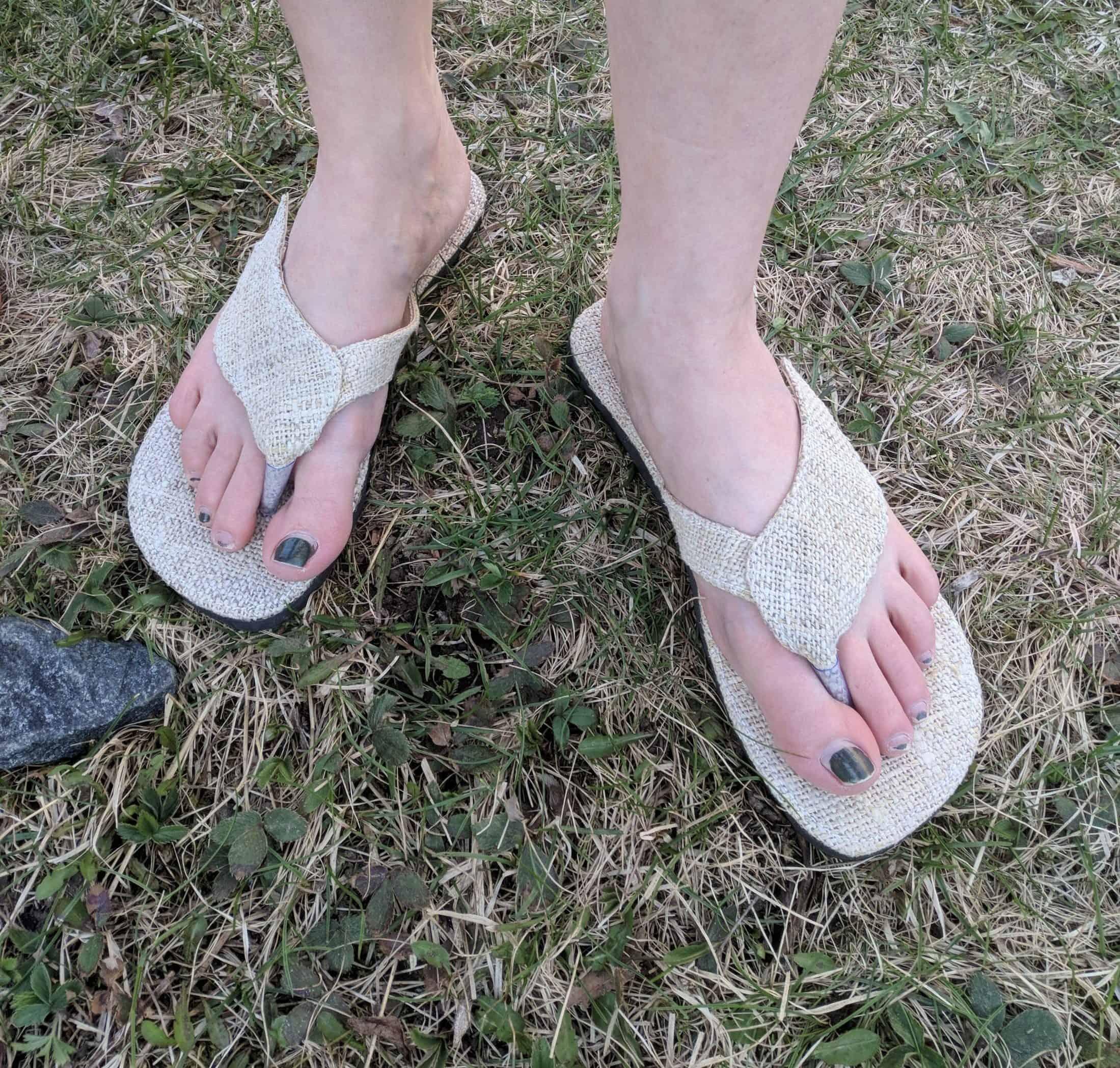 caf75ef166c2 Pure Hemp Sandals - Fair Trade Flip Flops 100% Hemp