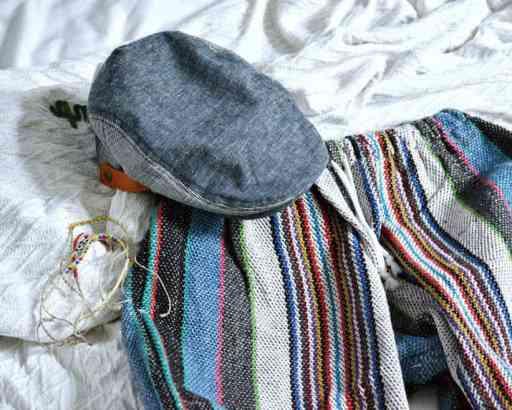 hemp driver cap Mexican baja shorts