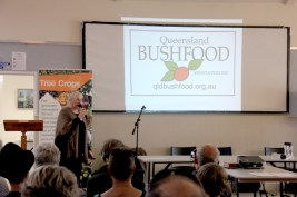 Sheryl Backhouse on Australian bush food