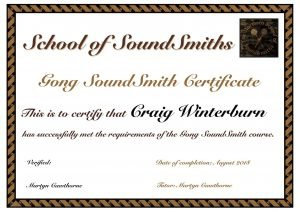 School of sound smiths
