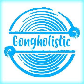 Gongholistic logo