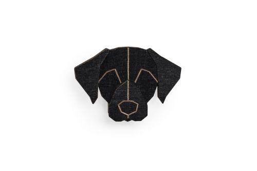 Black Labrador pross