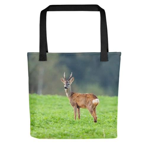 All-Over Print Tote - Roe deer