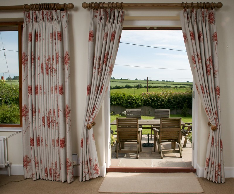 trendy living room curtains 4 top