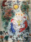 Marc Chagall (Russia-France, 1887-1985)