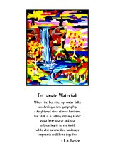 Fortunate Waterfall by LS Bassen and Mike Stanko