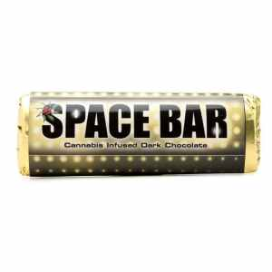 Space Bars 180MG Cannabis Infused Dark Chocolate