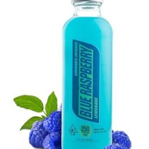BLUE RASPBERRY LEMONADE 250MG CANNABIS INFUSED G-FARMS