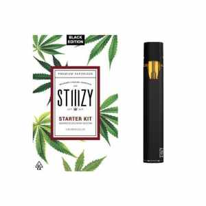 STIIIZY's Starter Kit – Black