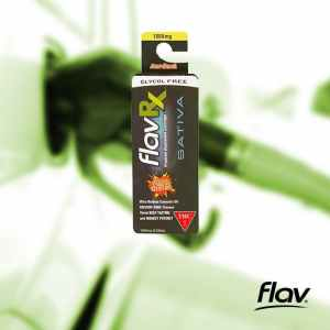 FLAV RX SOUR DIESEL HYBRID SATIVA DOMINANT 1 GRAM CARTRIDGE