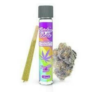 Rainbow Rolls / Purple Haze Premium PreRoll