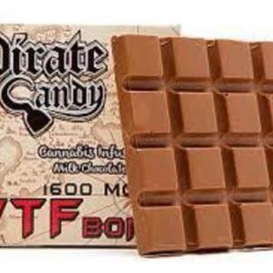 WTF BOMB 1600MG Cannabis Infused Chocolate