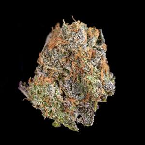 Blackberry Kush (Indica) -THC: 20%, CBN: 2%