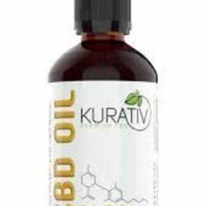 Kurativ CBD Oil 2400mg Tincture