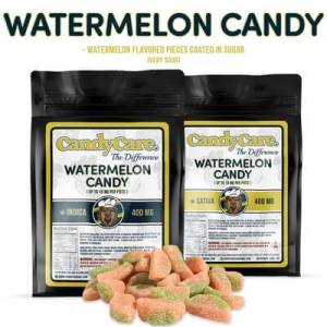 CANDY CARE 400MG INDICA WATERMELON BITES
