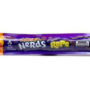 GOTTA-HAVE GRAPE MEDICATED NERDS ROPE – 500MG THC