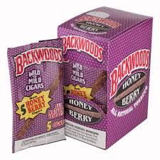 5 PACK HONEY BERRY BACKWOODS