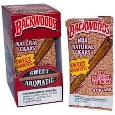5 PACK SWEET AROMATIC BACKWOODS