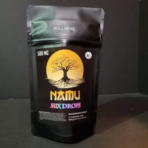NAMU 500MG CANNABIS INFUSED MIX DROPS