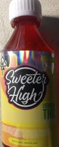 SWEETER HIGH PINEAPPLE 1000MG THC SYRUP