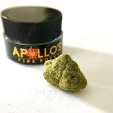 APOLLO'S FIRE ROCKS CANNABIS INFUSED 1 GRAM MANGO