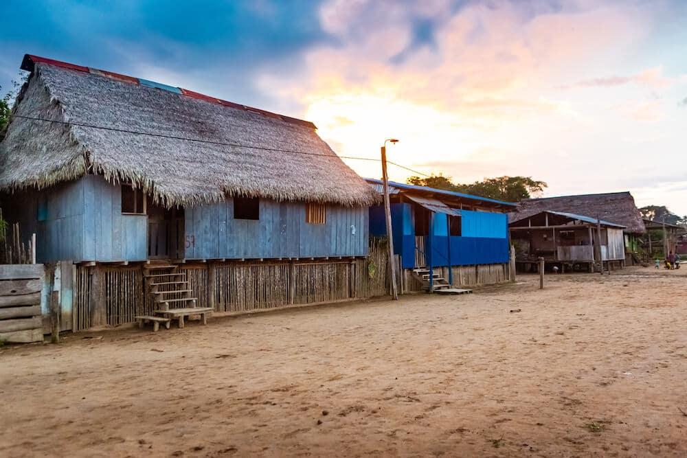 casa Puerto Miguel iquitos