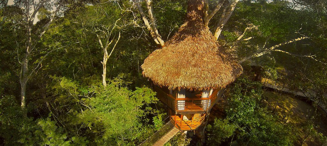 treehouse one peru