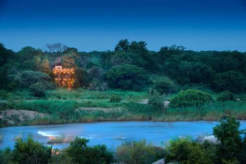 Treehotel in South Africa - Lion Sands Chalkley Treehouse-004