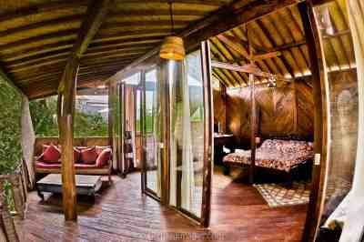 Tree house hotel in Indonesia: Charming Hideaway in Bali ...